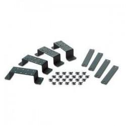 APC / Schneider Electric - AR8116BLK - APC Cable Containment Brackets - Bracket - Black