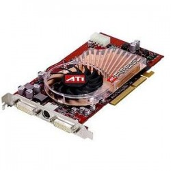 AMD (Advanced Micro Devices) - 100-505097 - AMD FireGL X3-256 Graphics Card - 256MB 256bit