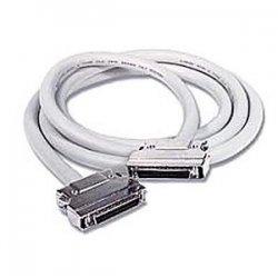 C2G (Cables To Go) - 03564 - C2G 6ft SCSI-2 MD50 M/M Cable - HD-50 Male - HD-50 Male - 6ft - Beige
