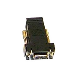 Avocent - ADB0210 - Avocent Cyclades Serial RS-232 Adapter Cable - RJ-45 Female, DB-9 Male
