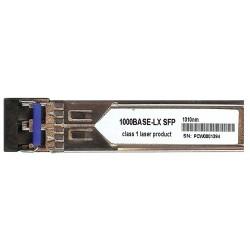 Brocade Communications - XBR-000146 - Brocade 4 Gbps SFP Module - 1 x 1000Base-LX/LH4 Gbit/s