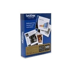 "Brother International - BP60MPLTR - Brother Multipurpose Paper - Letter - 8.5"" x 11"" - 1 Ream"
