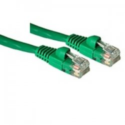 C2G (Cables To Go) - 15179 - C2G-3ft Cat5e Snagless Unshielded (UTP) Network Patch Cable - Green - Category 5e for Network Device - RJ-45 Male - RJ-45 Male - 3ft - Green