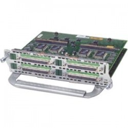 Cisco - NM-32A-RF - Cisco - Ingram Certified Pre-Owned High Density Asynchronous Network Module NM-32A - 32 x Asynchronous/Synchronous Serial WAN - 16.75 kB/s Asynchronous Serial134 kbit/s