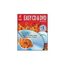 Corel - 249000 - Corel Easy CD & DVD Burning 2011 - Complete Product - 1 User - Standard - CD/DVD Burning - Retail - CD-ROM - English - PC
