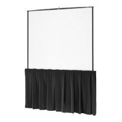 Da-Lite - 80568 - Da-Lite Black Tripod Skirt