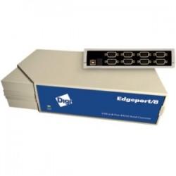 Digi International - 301-1002-06 - Digi Edgeport 8-port Serial Hub - External - USB