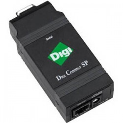 Digi International - DC-SP-01-S - Digi Digi Connect SP Device Server - 16 MB - 1 x Network (RJ-45) - 1 x Serial Port - Fast Ethernet - No - Desktop
