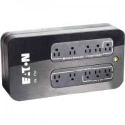 Eaton Electrical - 3S550 - Eaton 3S 550 VA Desktop UPS - 550 VA/330 W - 132 V AC - 3 Minute - Desktop - 3 Minute - 4 x NEMA 5-15R, 4 x NEMA 5-15R
