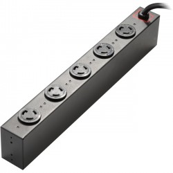 Eaton Electrical - EFLXL2000R-PDU1UL - Eaton ePDU FlexPDU EFLXL2000R-PDU1UL 5-Outlets PDU - 5 x NEMA L5-20R - 1.92 kVA - 1U - Rack-mountable
