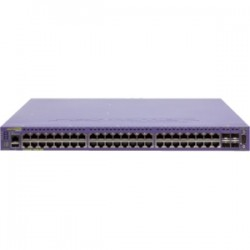 Extreme Networks - 20312 - Extreme Networks Summit X460-48p Layer 3 Switch - 48 x Gigabit Ethernet Network, 4 x Gigabit Ethernet Expansion Slot - Manageable - 3 Layer Supported