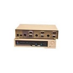 APC / Schneider Electric - 58042 - APC MasterView Analog KVM Switch - 2 Port