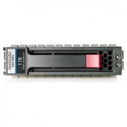 "Hewlett Packard (HP) - AP861A - HP 1 TB 3.5"" Internal Hard Drive - SAS - 7200rpm"