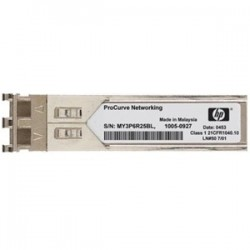 Hewlett Packard (HP) - JD099B - HP Gigabit Ethernet SFP (mini-GBIC) Transceiver - 1 x 1000Base-BX1
