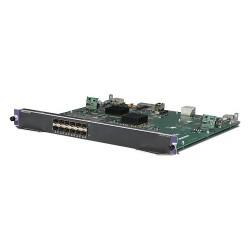Hewlett Packard (HP) - JD207A - HP SFP Module - 12 x SFP (mini-GBIC) 1 - 12 x Expansion Slots
