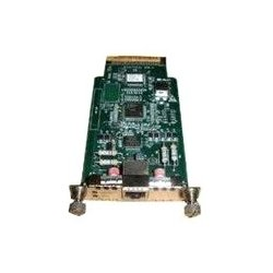 Hewlett Packard (HP) - JD538A - HPE - Expansion module - Smart Interface Card (SIC) - fractional T-1 - for HPE MSR20, MSR30