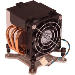 Systium - 10304-00C - SySTIUM 10304-00C Cooling Fan/Heatsink - 1 x 70 mm - 5400 rpm - Ball Bearing