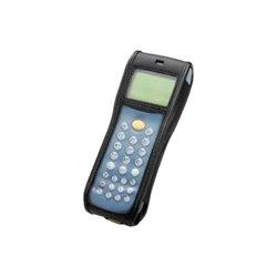 Unitech Electronics - PT060 - Unitech PT060 Carrying Case - Top-loading - Shoulder Strap, Belt Clip - Leather