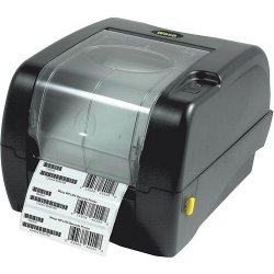 Wasp Barcode - 633808402006 - Wasp WPL305 Thermal Label Printer - Monochrome - 5 in/s Mono - 203 dpi - USB, Serial, Parallel
