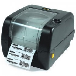 Wasp Barcode - 633808402020 - Wasp WPL305 Thermal Label Printer - Monochrome - 5 in/s Mono - 203 dpi - Serial, Parallel, USB