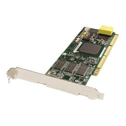 Supermicro - AOC-2020SA - Supermicro Zero-Channel Serial ATA RAID Controller - 64MB ECC DDR - Up to 300MBps Per Port
