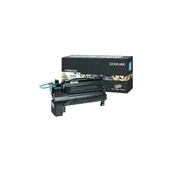 Lexmark - C792A4KG - Lexmark C792A4KG Toner Cartridge - Black - Laser - 6000 Pages