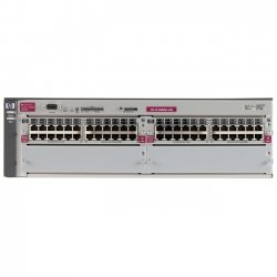 Hewlett Packard (HP) - J4849B#ABA - HP ProCurve 5348xl Ethernet Switch - 48 x 10/100Base-TX