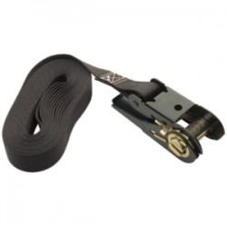 Peerless - ACC 666 - Peerless Ratchet Tie-Down Belt - Black