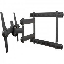 Premier Mounts - AM300B - Premier Mounts AM300B Mounting Arm for Flat Panel Display - 40 to 68 Screen Support - Black