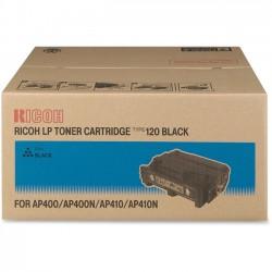 Ricoh - 407000 - Ricoh Type 120 - Black - original - toner cartridge - for Ricoh AP400, AP400N, AP410, AP410i, AP410N