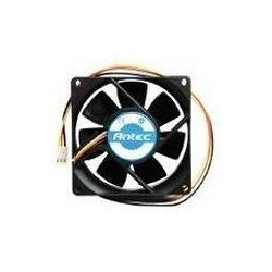 Antec - 80MM DBB FAN - Antec TriCool 80mm DBB Cooling Fan - 1 x 80 mm - 2600 rpm - Dual Ball Bearing