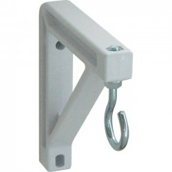 Draper - 227212 - Draper Non Adjustable Wall Brackets - Steel