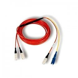C2G (Cables To Go) - 27001 - C2G 2m SC/ST 62.5/125 Mode-Conditioning Fiber Patch Cable - Orange - SC Male - ST Male - 6.56ft - Orange