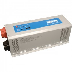 Tripp Lite - APS2012SW - Tripp Lite 2000W APS 12VDC 120V Inverter / Charger w/ Pure Sine-Wave Output Hardwired - DC to AC power inverter - AC 120/ DC 12 V - 2 kW - gray