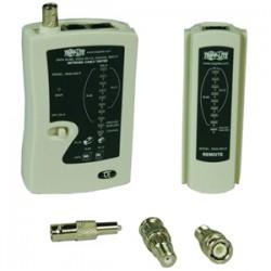Tripp Lite - N044-000-R - Tripp Lite Multi-Functional Network Cable Tester - Network tester kit