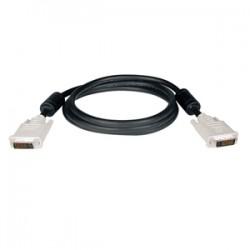 Tripp Lite - P560-020 - Tripp Lite 20ft DVI Dual Link Digital TMDS Monitor Cable DVI-D M/M 20' - (DVI-D M/M) 20-ft.