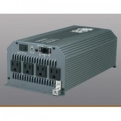 Tripp Lite - PV1000HF - Tripp Lite Compact Inverter 1000W 12V DC to 120V AC 4 Outlets 5-15R - DC to AC power inverter - 12 V - 1 kW - output connectors: 4