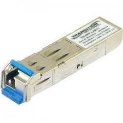 Transition Networks - TN-SFP-SXB1 - Transition Networks Gigabit Ethernet SFP Transceiver - 1 x 1000Base-SX