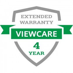 Viewsonic - CD-EW-46-01 - Viewsonic ViewCare - 4 Year Extended Warranty - Warranty - On-site - Technical