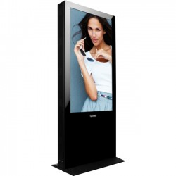 Viewsonic - EP4646 - Viewsonic EP4646 46 Dual Screen Digital Sign Board - 46 LCD - 1920 x 1080 - 450 Nit - 1080p - HDMI - USBEthernet