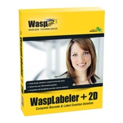 Wasp Barcode - 633808105297 - Wasp Labeler +2D - Complete Product - Unlimited User - Standard - Graphics/Designing - Retail - PC