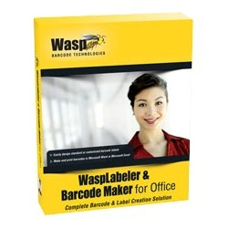 Wasp Barcode - 633808105365 - Wasp WaspLabeler & Barcode Maker for Microsoft Office - License - 5 User - Standard - Retail - PC