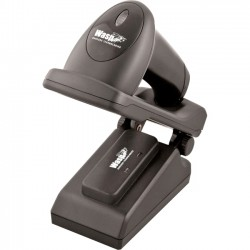 Wasp Barcode - 633808121471 - Wasp WWS450 2D Barcode Scanner - Wireless - Wireless Connectivity - 100 scan/s - 20 Scan Distance - 1D, 2D - Imager - Bluetooth