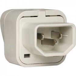 Tripp Lite - UNIPLUGINT - Tripp Lite UNIPLUGINT Power Plug - IEC 60320 C14