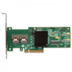 IBM - 7944-AC1-0095 - IBM ServeRAID M1015 8-port SAS/SATA RAID PCI Express Controller - Serial ATA/600 - PCI Express x8 - Plug-in Card - RAID Supported - 0, 1, 10 RAID Level - 2 SAS Port(s)