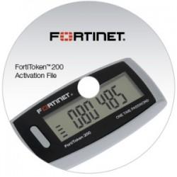 Fortinet - FTK-200CD-20 - Fortinet FortiToken-200CD Hardware (OTP) Token - OATH Encryption - 20