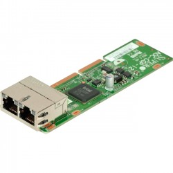 Supermicro - AOC-CGP-I2 - Supermicro MicroLP 2-Port GbE Card Based on Intel i350 - PCI Express x4 - 2 Port(s) - 2 x Network (RJ-45) - Twisted Pair - Low-profile