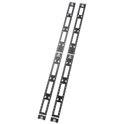 APC / Schneider Electric - AR7502 - APC NetShelter SX 42U Vertical PDU Mount and Cable Organizer - Cable Manager - Black