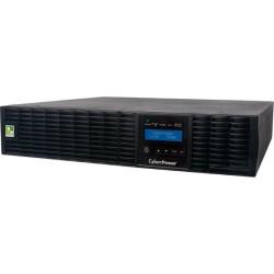 CyberPower - OL1000RTXL2U - CyberPower Smart App Online OL1000RTXL2U 1000VA 100-125V Pure Sine Wave LCD Rack/Tower UPS - 1kVA 6Minute Full Load - 8 x NEMA 5-15R