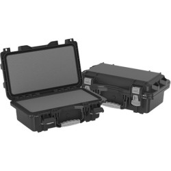 Plano Molding - 109150 - Plano Molding 109150 FIELD LOCKER DOUBLE LONG MIL-SPEC GUN CASE - Latching Closure - Stackable - For Pistol - 1 / Carton